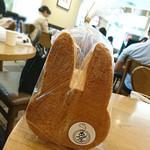93194687 - ウサギ食パン