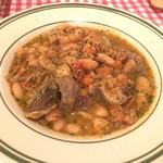 ハルモニア ワインとお食事の店 - 牛の胃のトマト煮込み