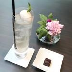 ショコラティエ パレ ド オール - ショコラネスパ⁈セット(税別1,150円)