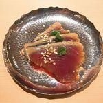 薄野 鮨金 - カツオ