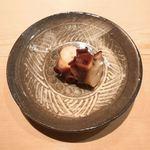 薄野 鮨金 - タコのやわらか煮