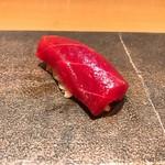 薄野 鮨金 - 赤身