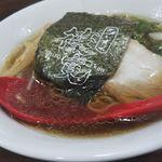 麺創ラーメン篠寛 - 料理写真:最上醤油ラーメン