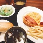 ホテル・アルファ-ワン - 料理写真:朝食にカレー