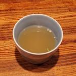 銀座バードランド - スープ