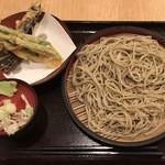 93201797 - 野菜天もり ¥390