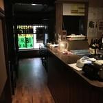 大衆酒場 串焼き本舗 - 2階はテーブル席のよーです。