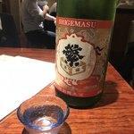 純米酒専門 粋酔 - まずは繁升から