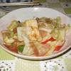 美作 - 料理写真:野菜炒め500円