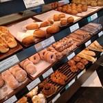 デリフランス - 飾られているパン達