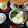 澤乃井 ままごと屋の いもうとや - 料理写真:豆彩麺(豆乳湯葉うどん)(1180円)