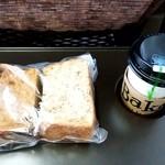 R Baker - R Baker@北千住店 モーニングトーストセット(400円)