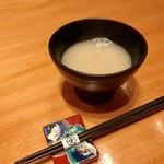 93210204 - 鶏白湯スープ!