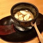 93210207 - 松茸茶碗蒸し!