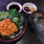 大富食堂 - 料理写真:うに丼