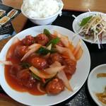 祥瑞 - 酢豚