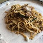Cosme Kitchen Adaptation - 鴨のラグー 有機バルサミコとボルチーニの香り 生パスタ