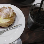 93211193 - オトワフジヤ限定 パイシュー,、アイスコーヒー