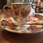 大正館 - 綺麗なカップ