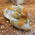 中華たかせ - 水ダコの葱生姜和え