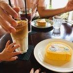 カフェ キャラメルママ - 料理写真: