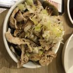 餃子酒場 たっちゃん - 鶏皮の炙りポン酢