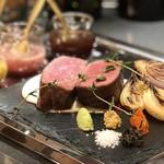 MEAT DESIGN THE ELEGANCE - ニュージーランド産のナチュラルビーフフィレ