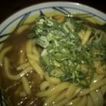 丸亀製麺 - 料理