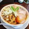 サバ6製麺所 - 料理写真:サバ醤油そば700円