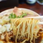 サバ6製麺所 - 麺リフト~
