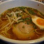 咲倉 - ラーメン定食のラーメン