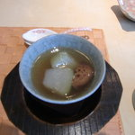 honkonkaisenryourikishina - 蒸しスープ