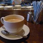Pozzi - ホットコーヒー(ランチの ADDITIONAL SET)