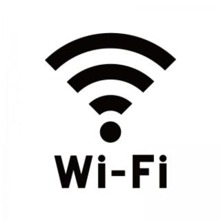 店内Wi-Fi有。通信の心配なく、ゆっくりとお食事できます。