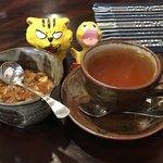 喫茶 美術館 - ヌワラエリアティー500円(税込)