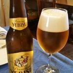 ボンヌマン - 瓶ビール。