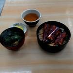 東うなぎ - 料理写真: