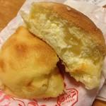 八天堂 - 料理写真:カープな広島檸檬パン 230円