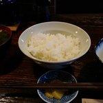 中奥 - 卵かけご飯