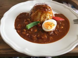 ジャーナルカフェ - カレーセット