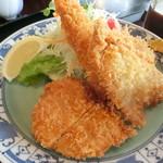 和風料理 宮島 - 料理写真:ミックスフライ