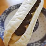 ブーランジェリーランプパティスリーシオン - 料理写真:巨峰のクリームサンド
