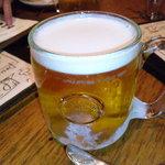 SALVATORE CUOMO & BAR - まずはビール
