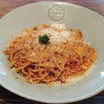 FRESH CHEESE ITALIAN VANSAN - Itarian Kitchen VANSAN 葛西店 黒毛和牛と黒豚のボロネーゼ 800円(税込864円)
