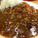 中栄 - ハヤシライス@750円   量たっぷり!雰囲気抜群!マスターの接客最高!味はまぁ、ね!