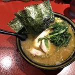 ラーメン 厚木家 - チャーシュー麺