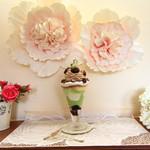 リヴェール二ツ坂 - 料理写真:モンブランパフェ