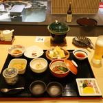 いけす円座 - 基本のお料理
