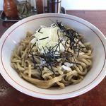 中華蕎麦 會 - マゼソバかいっ‼️ 300g 追い飯付き ¥800