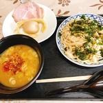 森屋 - つけ麺(並)1100円